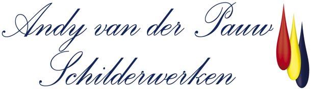 Andy van der Pauw Schilderwerken